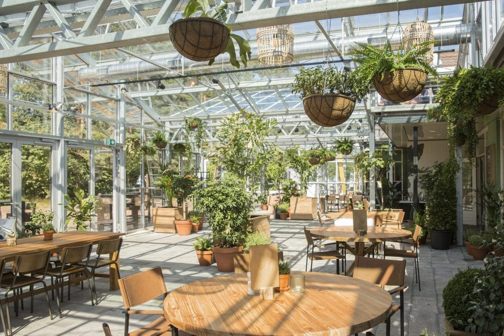 landal GreenParks food concept brasserie