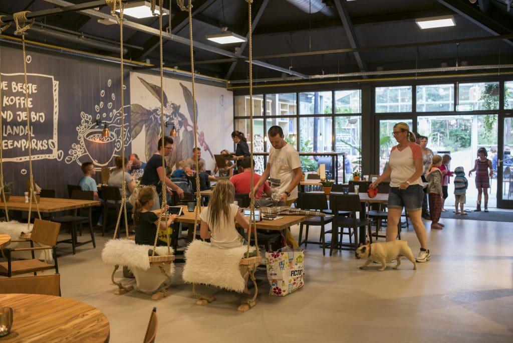 Landal Greenparks Coldenhove brasserie roll out concept restaurant strategic partner