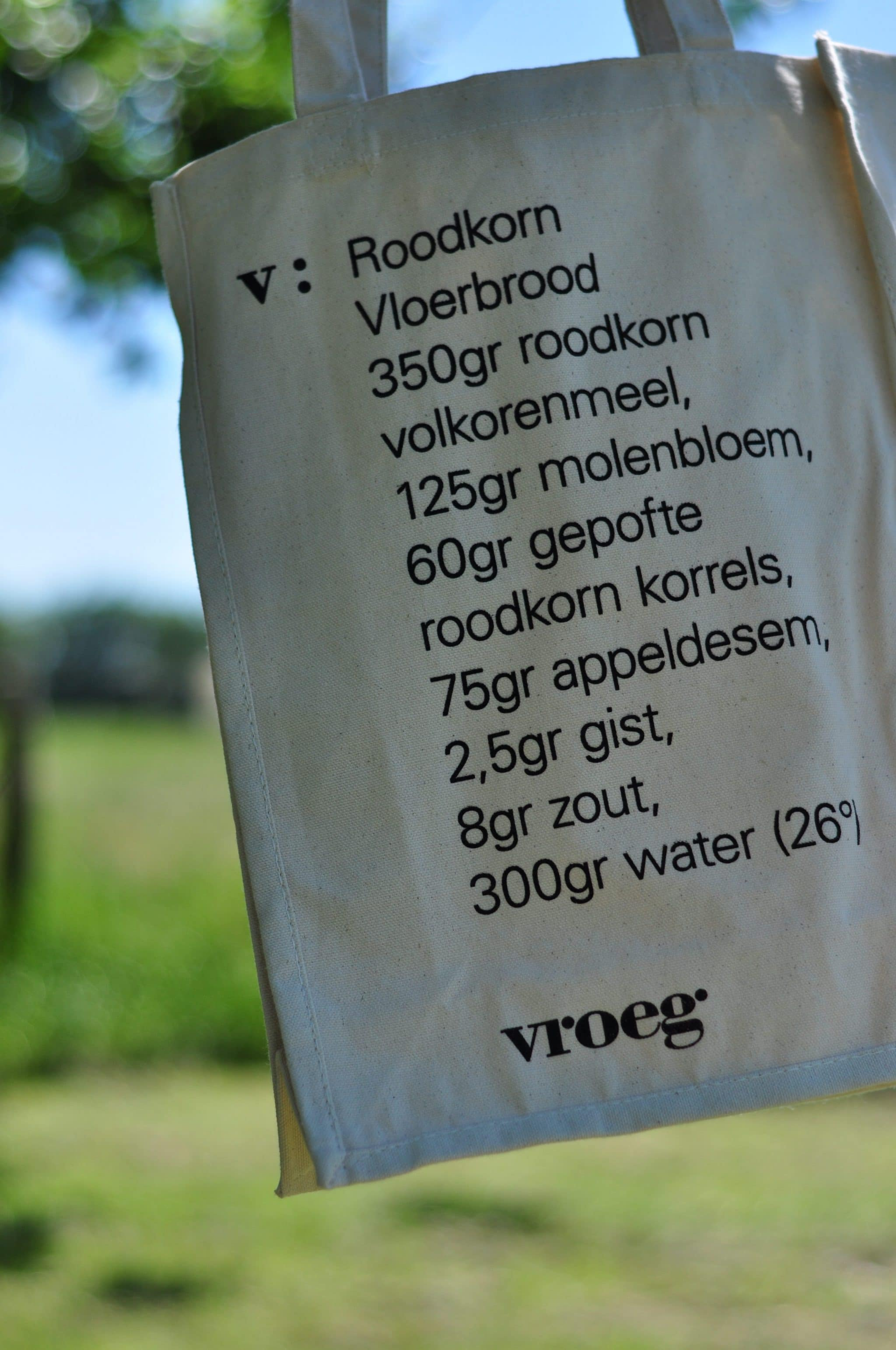 retail vroeg bag bread recipe