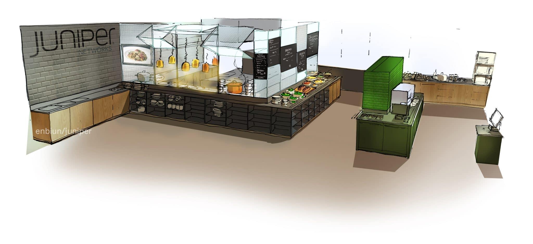 food concept enbiun sketch juniper