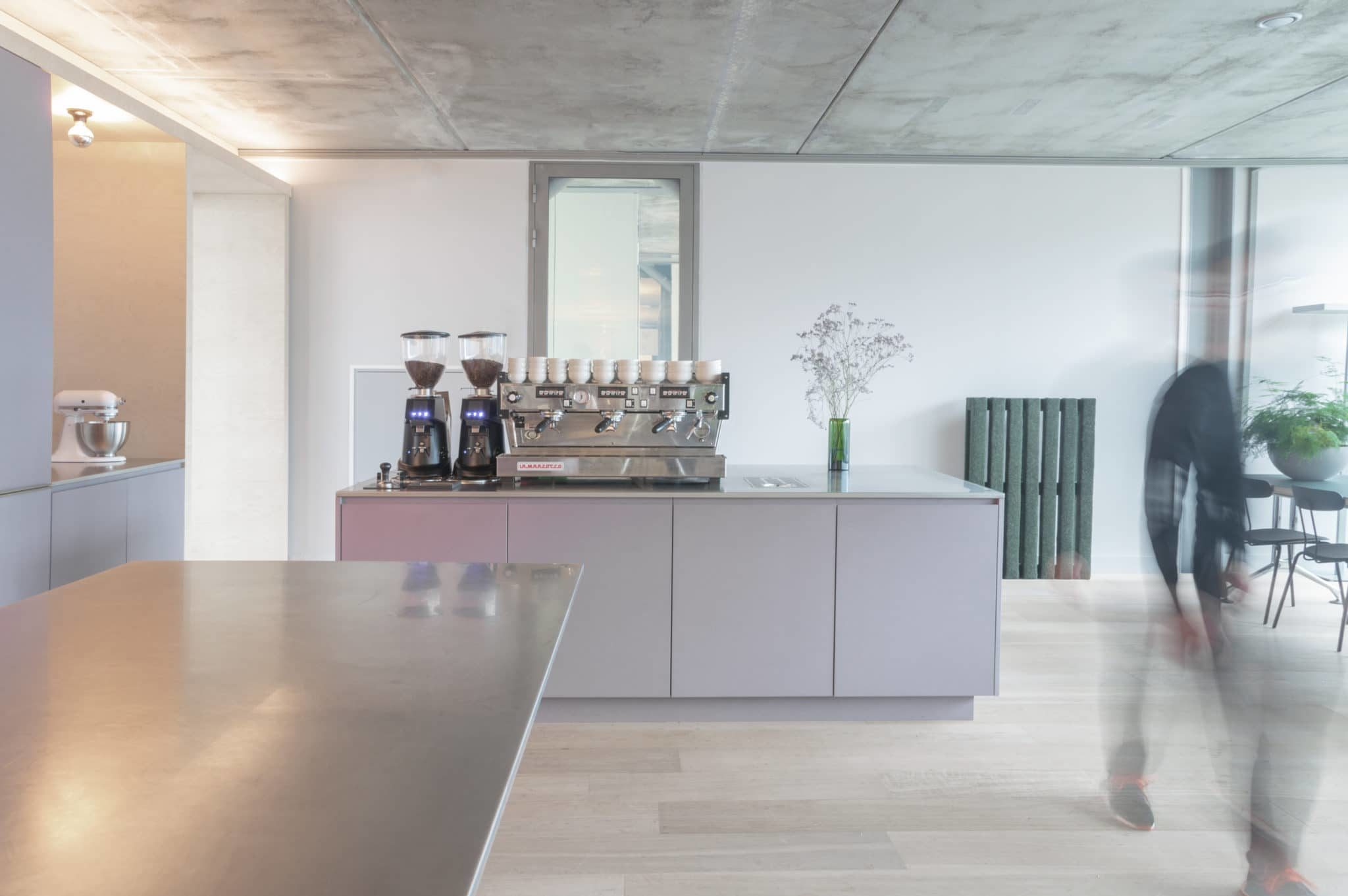 enbiun studio job kitchen office design