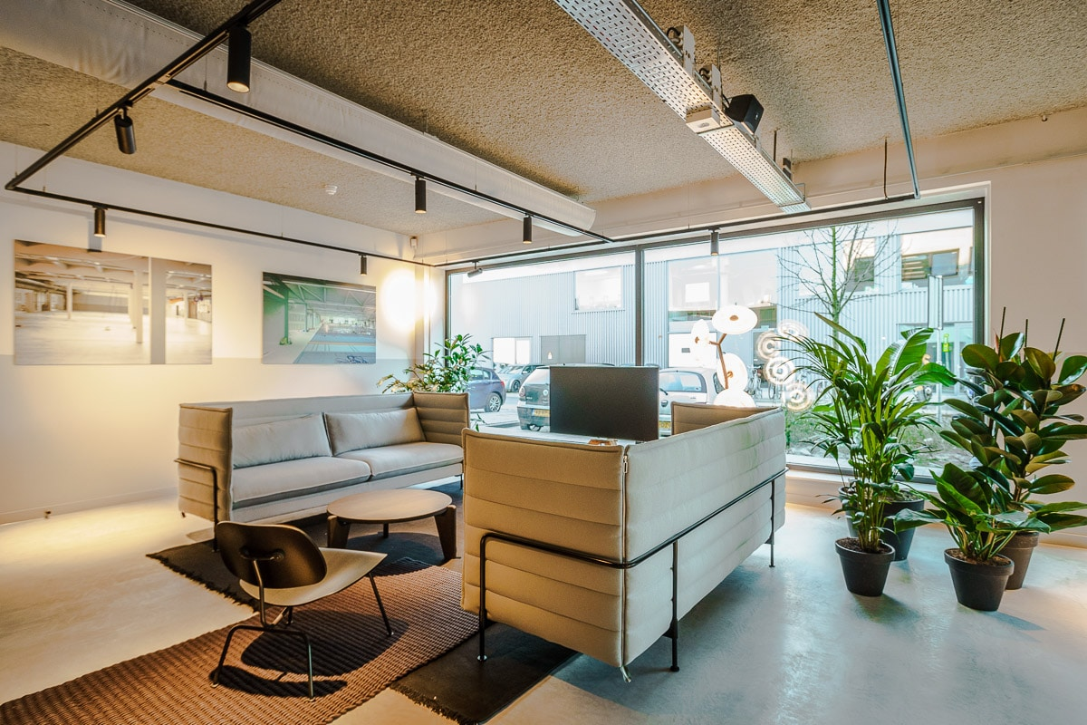 Tycho Muller CBRE the Core headquarter HQ office studio cafe