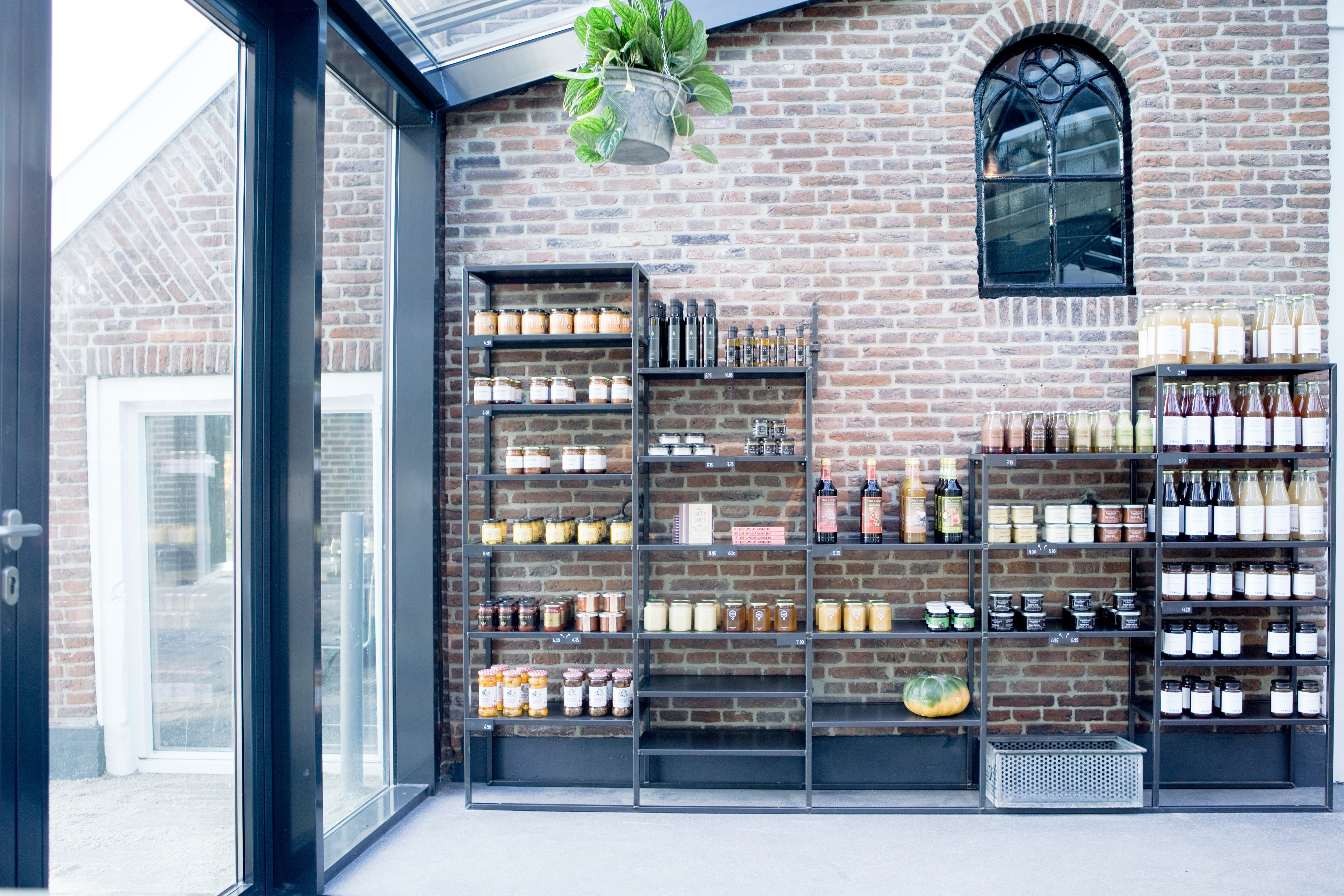 vroeg bakery Utrecht Bunnik retail restaurant design