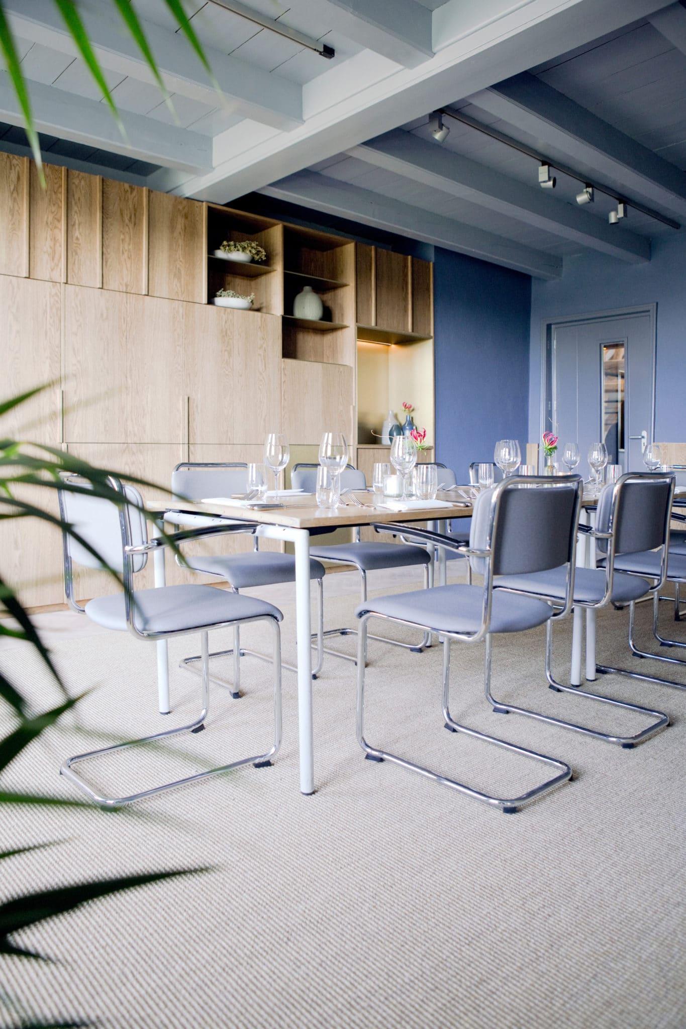 zakelijke verhuur Vroeg Bunnik opkamers banqueting ruimte interieur ontwerp enbuin embium enbion anbiun