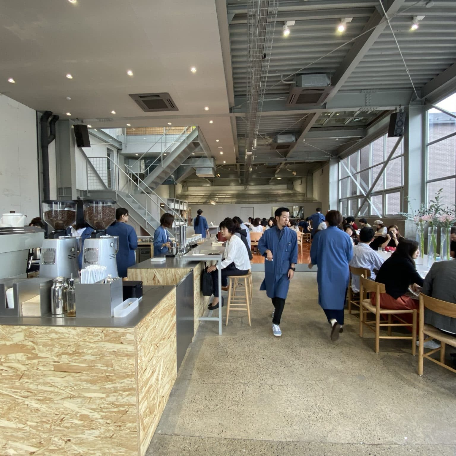 service Japan culture report research development trends blue bottle