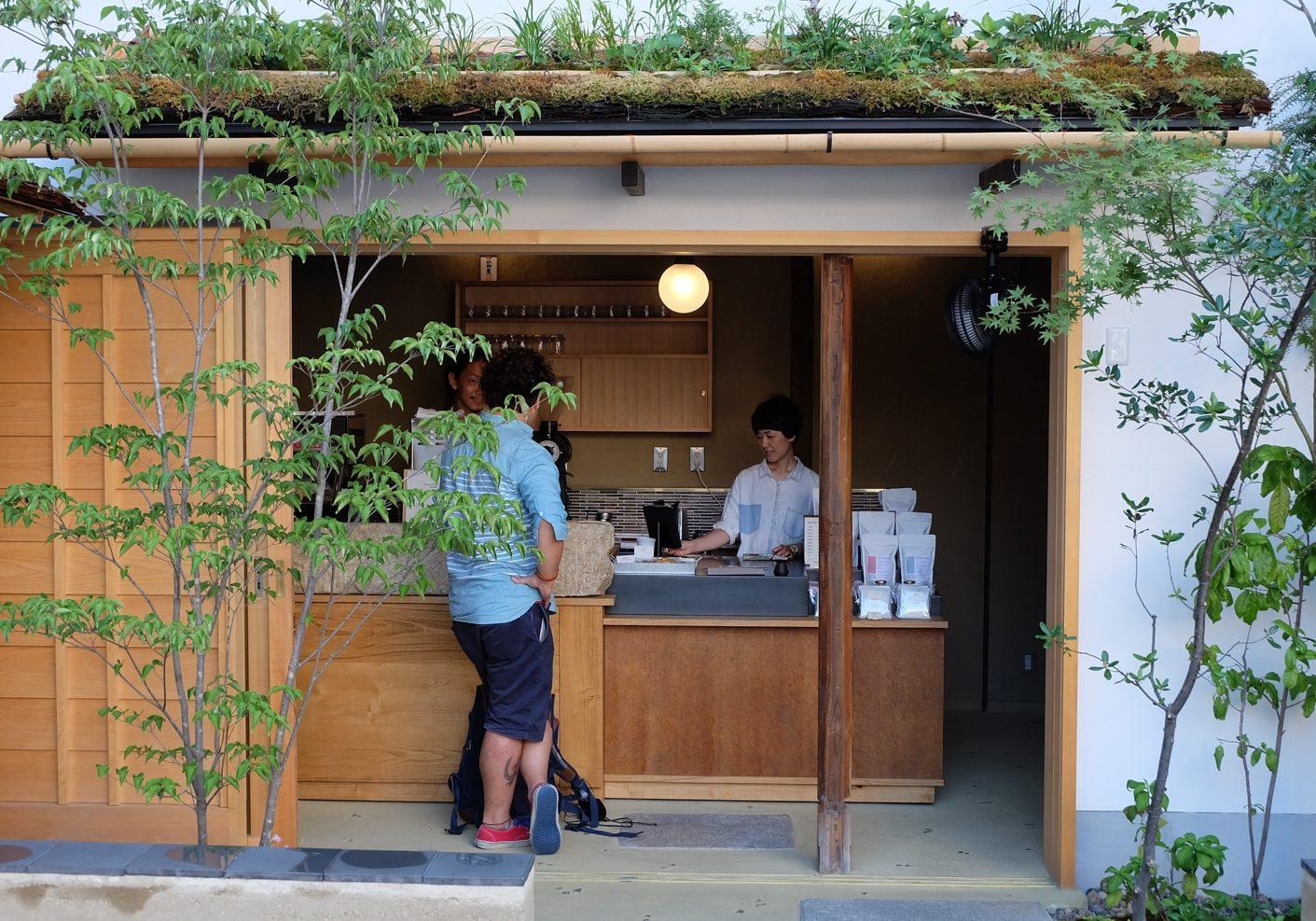 Weekenders Coffee, Kyoto photo: sprudge.com